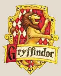 Спальня девочек Gryffindor