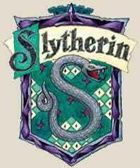 Спальни девочек Slytherin